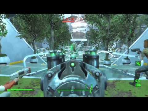 実況生放送#50日本語版Fallout4/フォールアウト4レールロードルートエンディング/The Nuclear Option