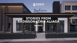 Radisson Izmir Aliaga and local artisans