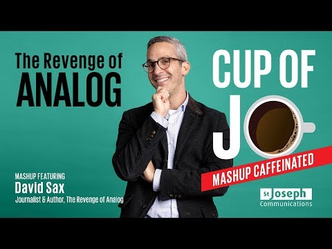 Cup of Jo - The Revenge of Analog featuring David Sax