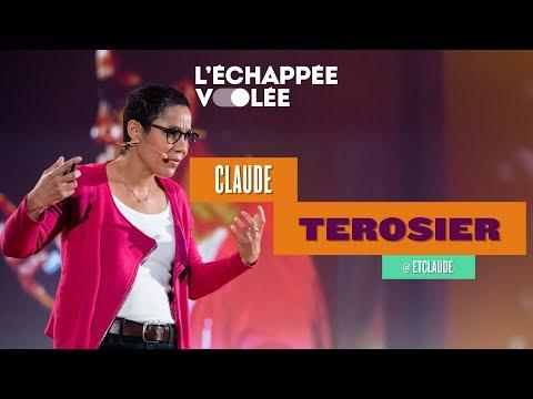 Claude Terosier : Apprendre à coder pour apprendre à créer !