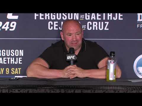 UFC 249: Dana White Post-fight Press Conference