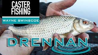 Caster Fishing with Wayne Swinscoe!