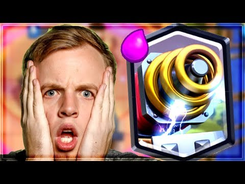 THE NEW SPARKY is RIDICULOUS! Clash Royale