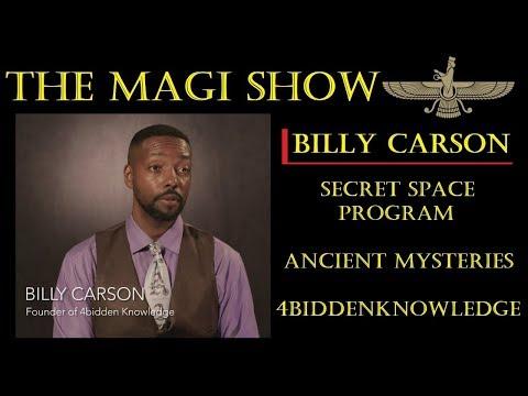 Ep 09 Billy Carson - Secret Space Program