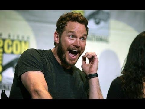 Chris Pratt - funny moments