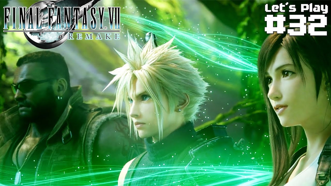 Verbündete 🤝 • Final Fantasy VII Remake ☄ #32 ★ Let's Play
