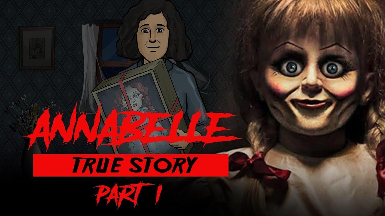 Annabelle Doll True Story | Horror Story In Hindi | Khooni Monday E37 ????????????