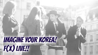 Imagine Your Korea Vlog (F(x) Live!)