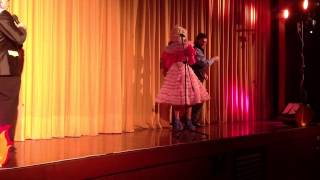 2014 Horsham College Talent Quest 'Mr Pyers gangham style'