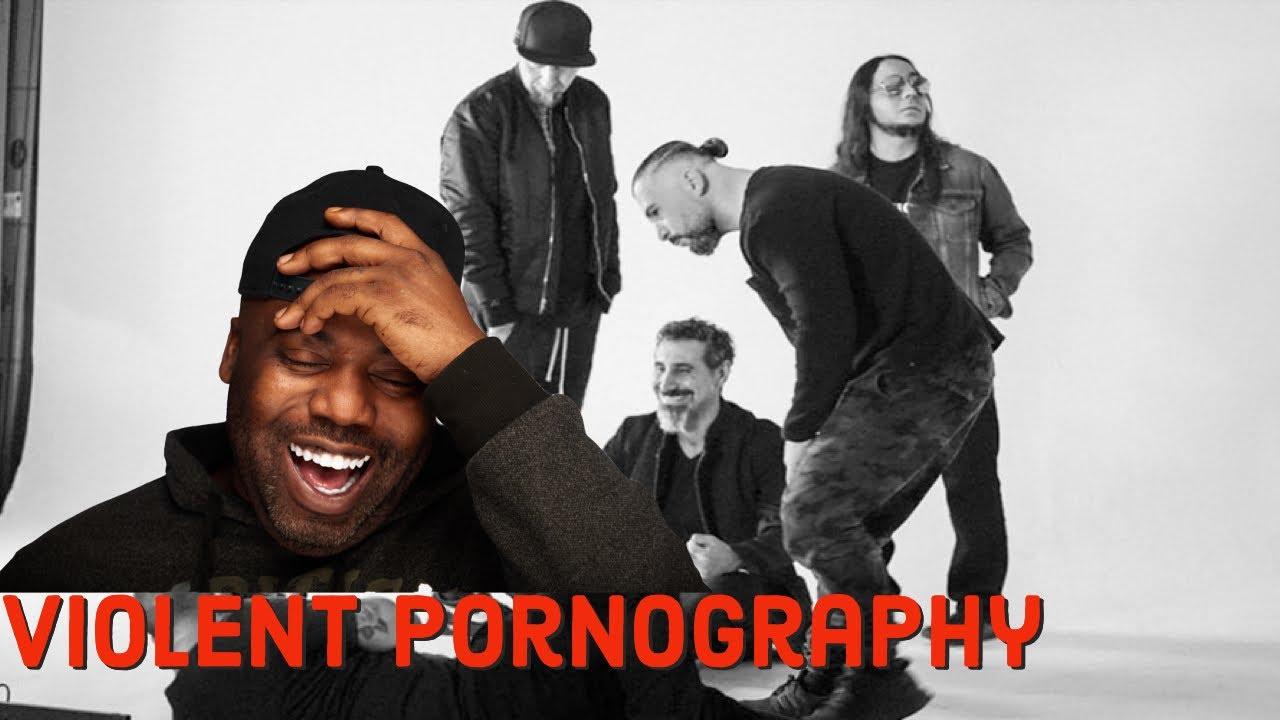 Download System Of A Down - Vilent Prnography Reaction