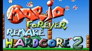 Mario forever hardcore world 2