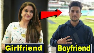 Kuldeep Yadav real girlfriend ❤️❤️❤️