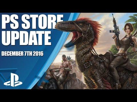 PlayStation Store Highlights - 7th December 2016