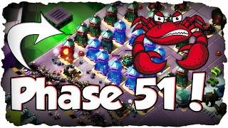 Megakrebs bis Phase 51 | BOOM BEACH | Abschied von dem Krebs! (Deutsch / German)