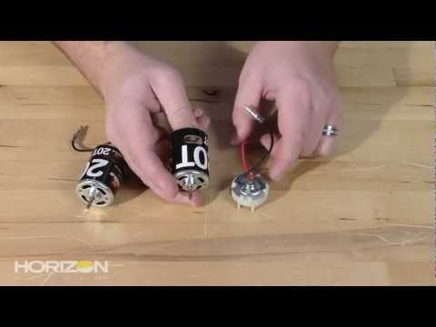 HorizonHobby.com How-To: Understanding RC Motor Technology thumbnail