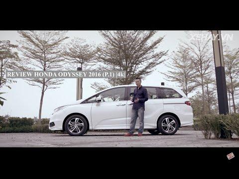 [XEHAY.VN] Đánh giá xe Honda Odyssey 2016 (P.1) |4k|
