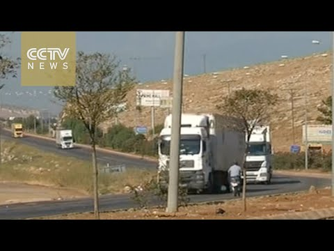 UN: Humanitarian aid deliveries resume in Syria