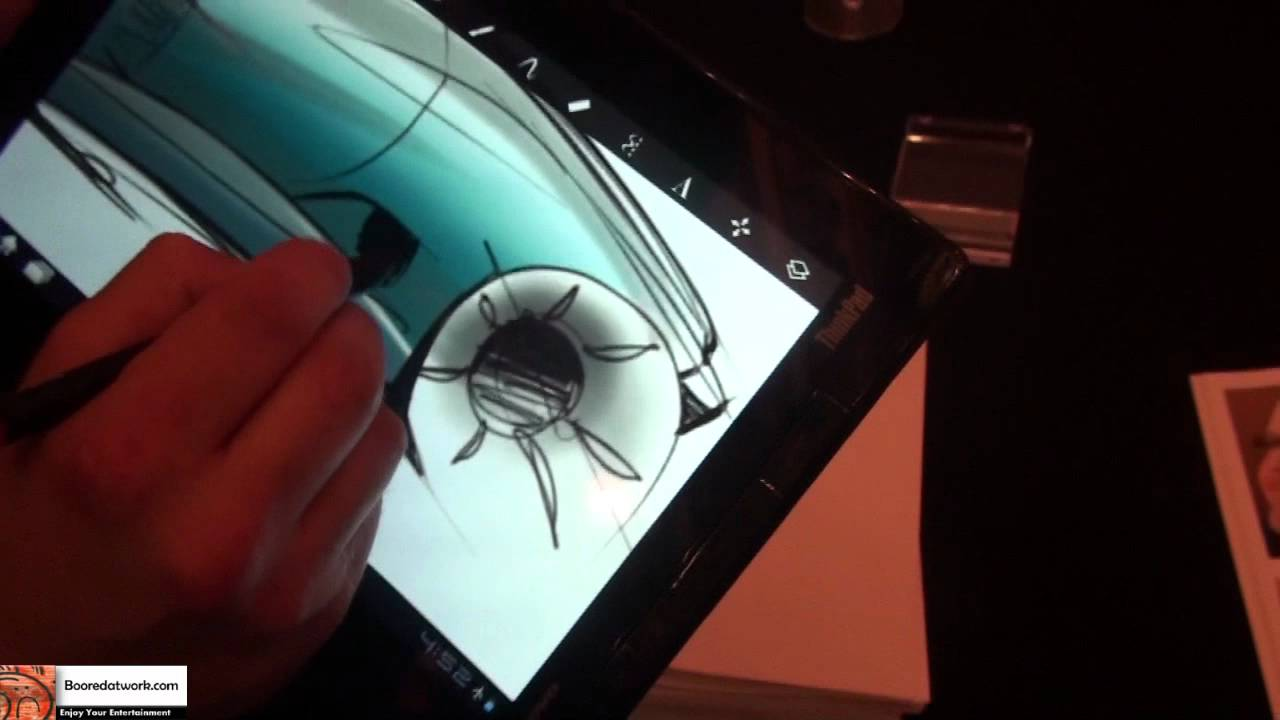 autodesk sketchbook pro 7 android