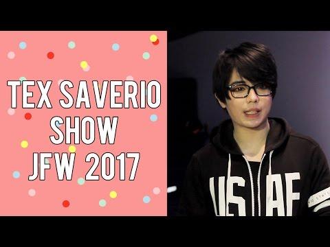 TEX SAVERIO SHOW JAKARTA FASHION WEEK 2017
