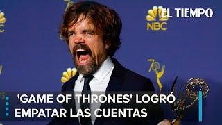 'Game of Thrones' vuelve a arrasar en los Emmy | EL TIEMPO