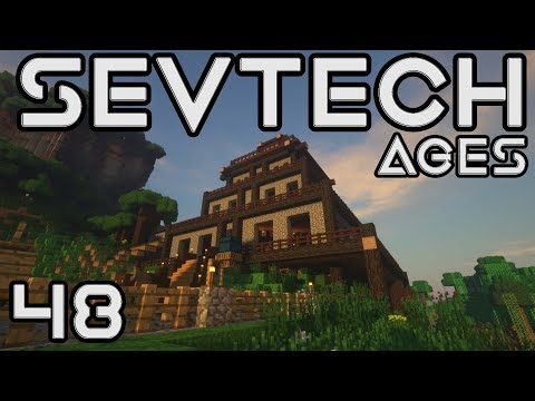 SevTech Ages   Episode 48   Grinding Your Gears!