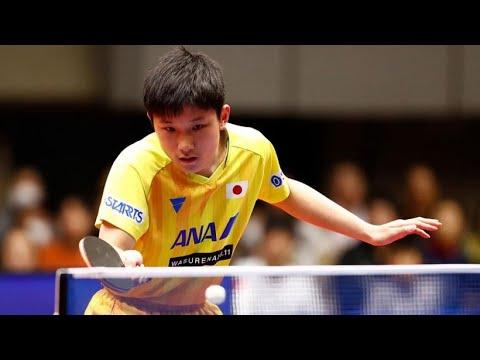 Download Tomokazu Harimoto Crashed Out of All Japan Championship 2021   Tomokazu Harimoto vs Mizuki Oikawa
