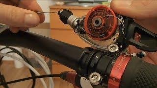 Schaltzug Bowdenzug Schaltung für Vespa kurz mit Hülle Schaltbowdenzug