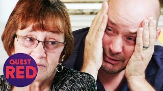 Adopted Son Comes Out When First Meeting Biological Mother! | Long Lost Family