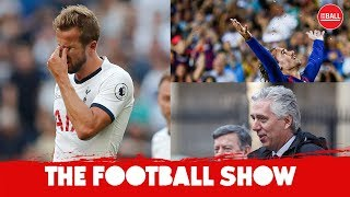 LIVE | The Football Show | FAI issues, Weekend of Premier League action, Barca wonderkid