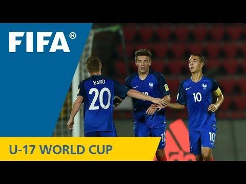 Match 33: France v Honduras – FIFA U-17 World Cup India 2017