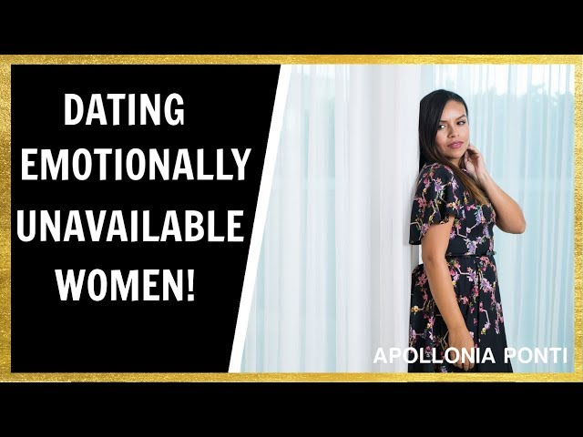 Falling In Love With Emotionally Unavailable Women | Mini Coaching Session