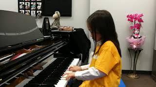 Crystal   Yu 6 years plays westward Ho