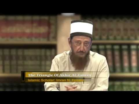 Syria Yemen Najd: The Triangle of Akhir Al Zaman By Sheikh Imran Hosein May 2015