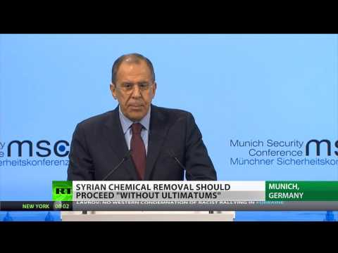 'Strange interpretation of democracy': Lavrov slams West approach to Ukraine uprising