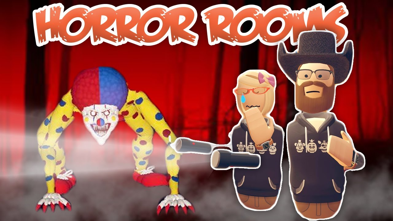 Hairy's Room Tours: Horror Rooms