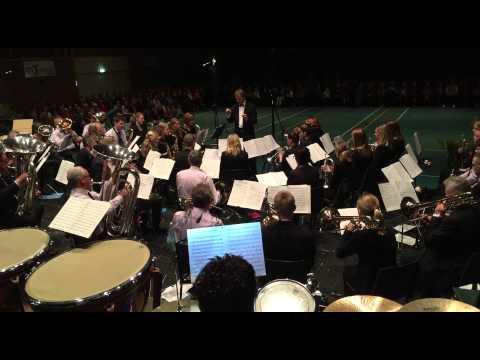 Concert March from 1941 - Steve Sykes - Prins Hendrik Scheemda