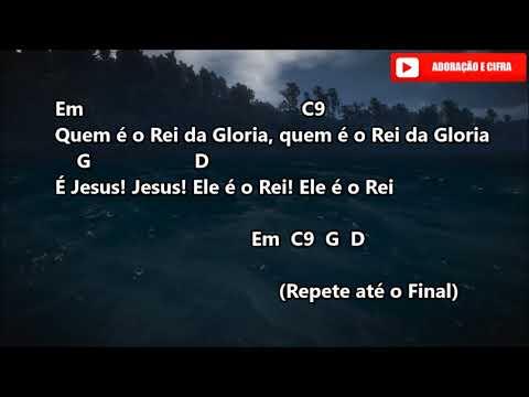 Para que Entre o Rei - Ministério Isaac (Letra e Cifra)