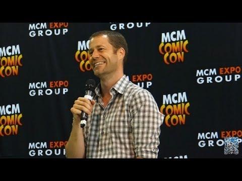 Colin Ferguson  at MCM Ireland Comic Con 2014