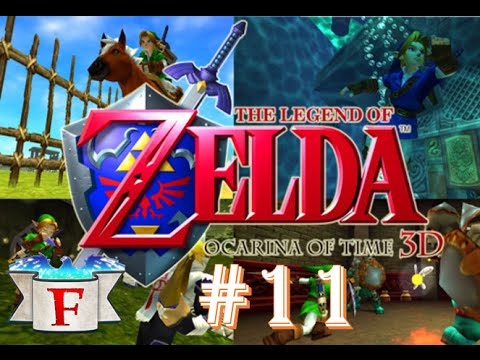 [FR] Zelda Ocarina of Time 3D Master Quest - Le Secret du Village Cocorico - Episode 11