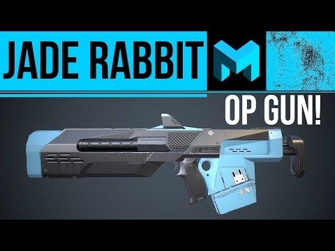 OMG: Jade Rabbit is OP - Destiny