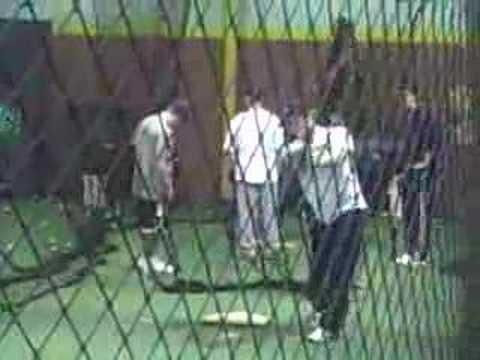 Baseball U's Ian Wadika