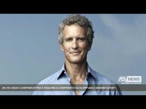 20/01/2020 | CONFINDUSTRIA E REGIONE A CONFRONTO S...