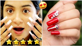 """I WENT TO THE BEST REVIEWED """"NAIL"""" ARTIST IN INDIA 
