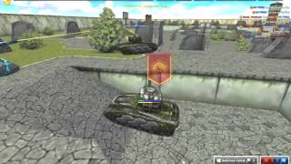 [XP] Speed Battle №1 (Parma) | Tanki Online