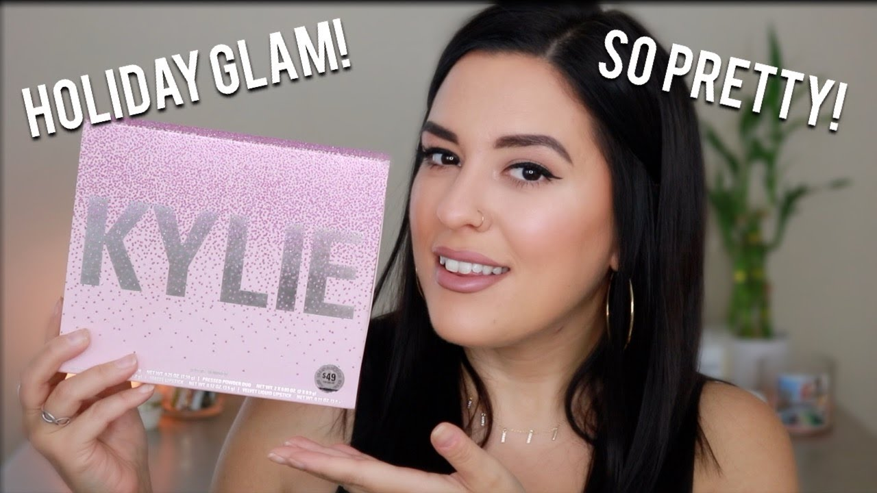 Holiday Try It Kit by Kylie Cosmetics #22