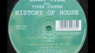 SPEED GARAGE - UNDA VYBE - HISTORY OF HOUSE MUSIC - (Twyce As Nyce History Of Bass Mix)