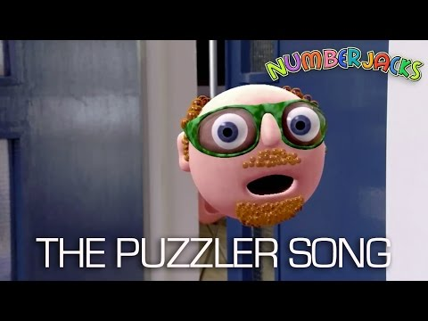 NUMBERJACKS | The Puzzler Song