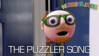NUMBERJACKS   The Puzzler Song