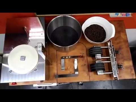 Upgraded melangeur 5kg / Обновленный меланжер 5кг