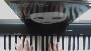 "Evanescence: ""Hello"" Piano Tutorial (Rest of song)"